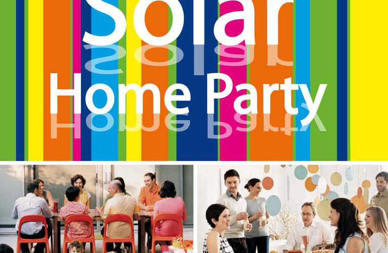 Solar Home Party